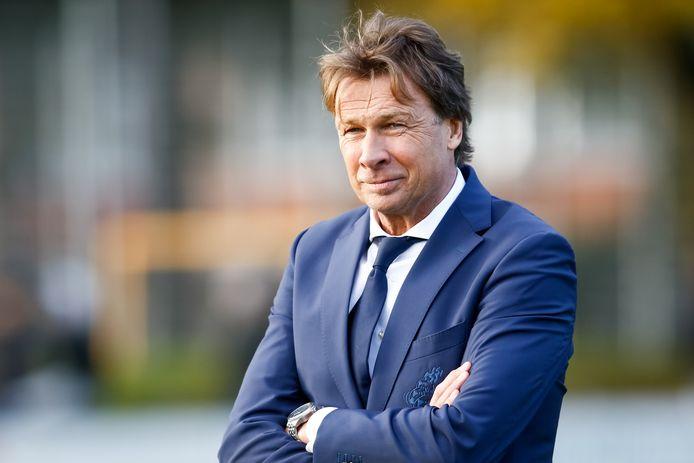 Hans Kraay vertrekt met pijn in het hart bij FC Lienden.