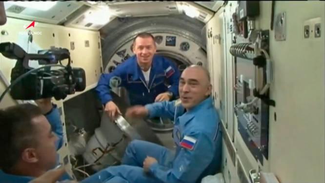 Ondanks oplapwerk blijft er lucht lekken in het ruimtestation ISS