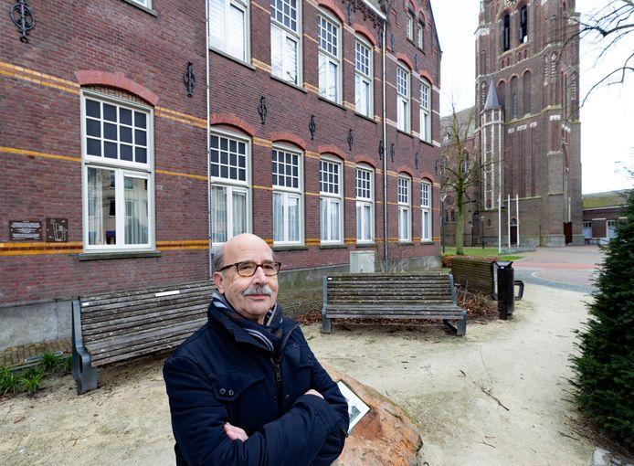 Harrie van Vroenhoven op een foto eerder dit jaar.