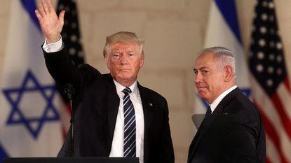 Trump stelt verhuis Amerikaanse ambassade in Israël nog altijd uit
