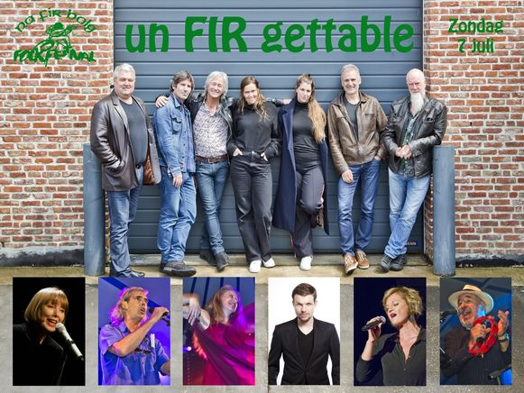UnFIRgettable is een samengestelde band die ode brengt aan overleden artiesten die ooit op het Na Fir Bolg podium stonden