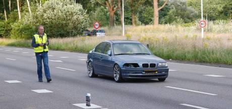 Reed BMW die Miranda raakte te hard? Met 180 over Eisenhowerlaan voor reconstructie