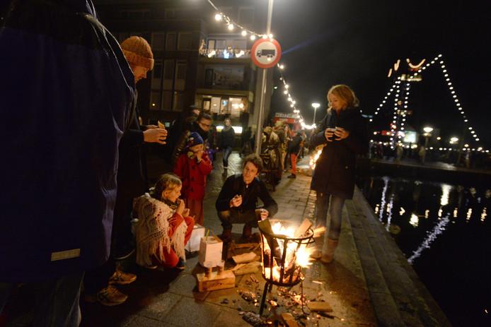 Het Lichtjesfeest wordt festival Wintergloed.