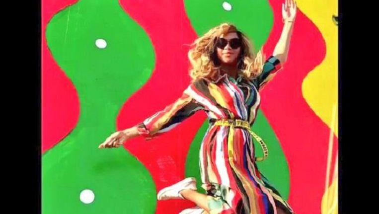 Beyoncé Beeld null