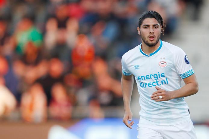 Maxi Romero had bij PSV te maken met veel blessureleed.