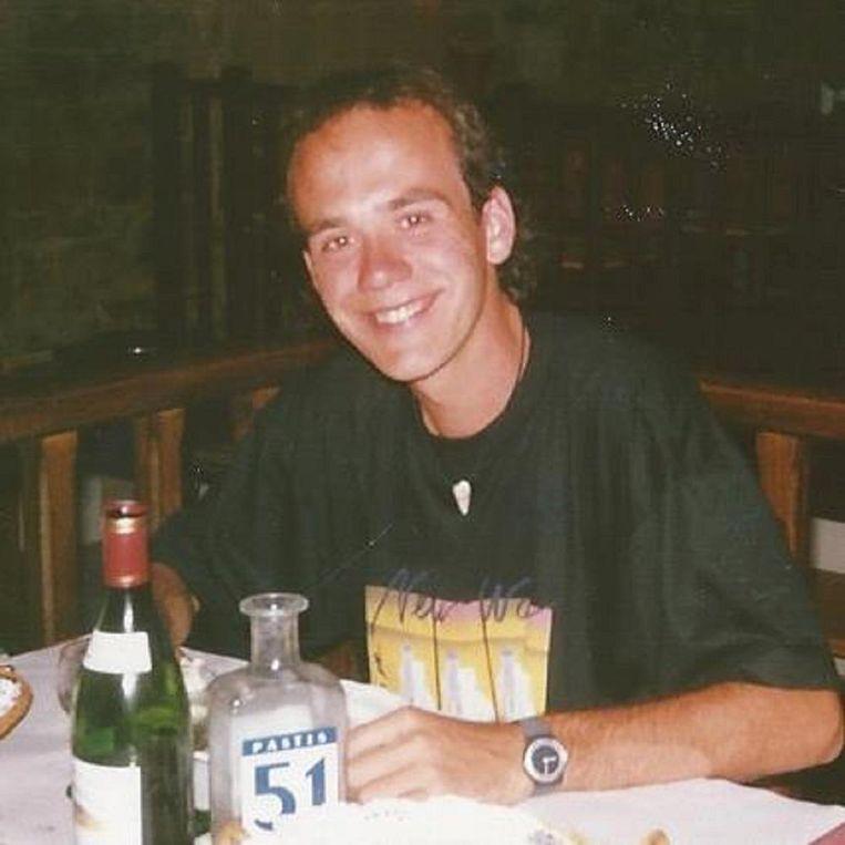 Een piepjonge Carl Schmitz