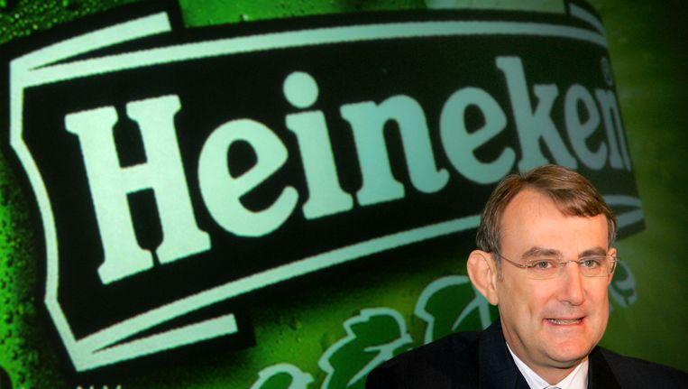 Onze landgenoot Jean-François van Boxmeer staat al jaren aan het hoofd bij Heineken.