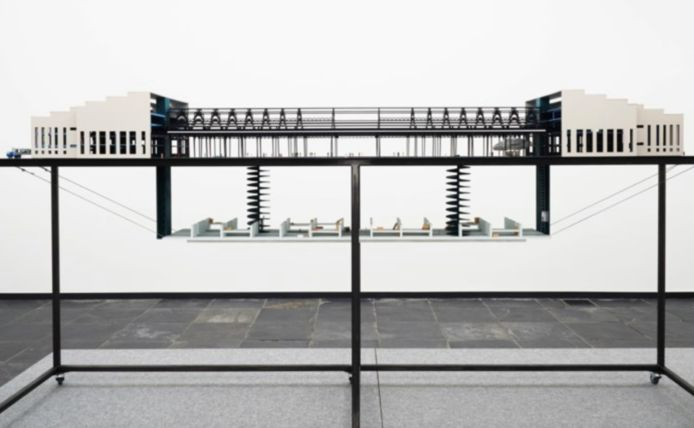 Het droombeeld van Swinnen en Van Cauteren: twee musea verbonden door een ondergronds depot