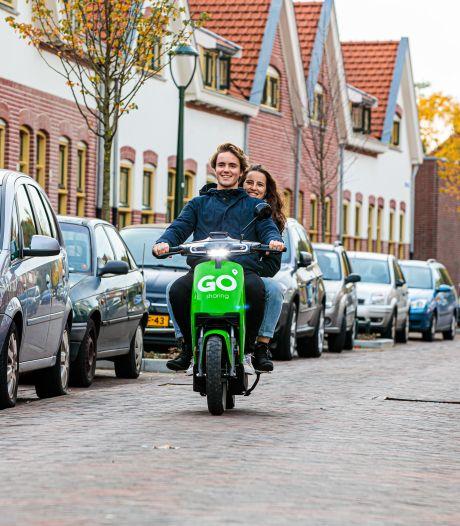 Na Eindhoven en Rotterdam wil Go Sharing ook in 20 andere steden starten