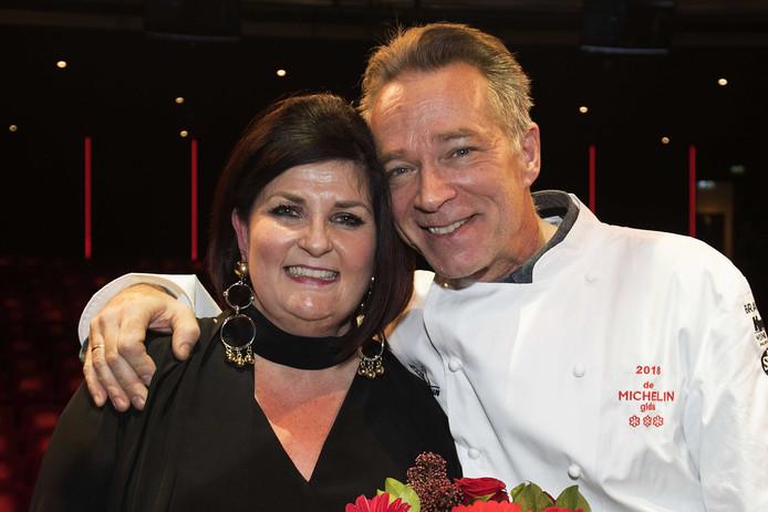 Restaurant Inter Scaldes van Jannis en Claudia Brevet heeft een derde ster in de Michelingids gekregen.