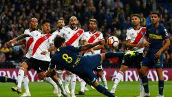LIVE COPA LIBERTADORES. Wachten op eerste goal in clash tussen River Plate en Boca Juniors