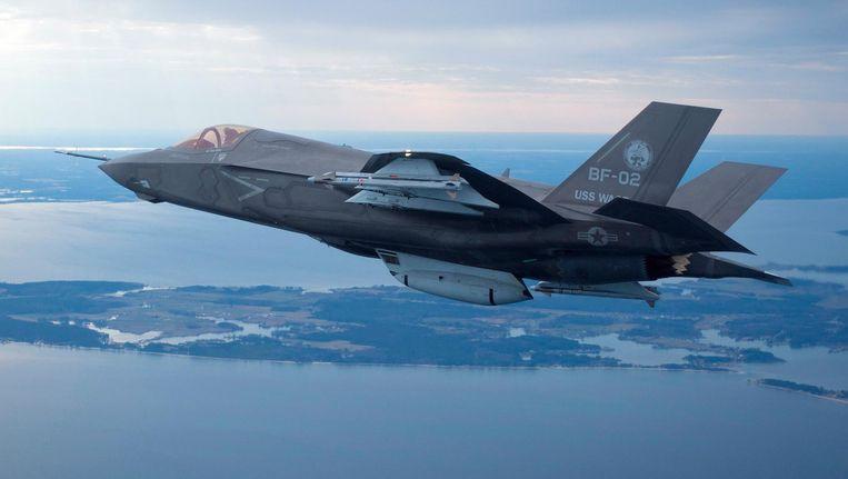 De JSF. Beeld US Department of Defense