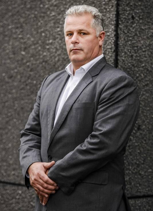 Voorzitter Gerrit van de Kamp van politiebond ACP: ,,We hebben 5.000 agenten extra nodig.''