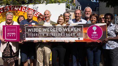 Vierde editie 'Wijde Wereld Weken' is van start gegaan met wandeling