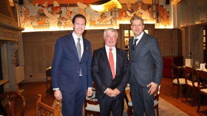 Bekroonde groentechef Seppe Nobels is één van de nieuwe ambassadeurs van hotelschool Ter Duinen