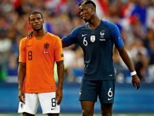 Oranje debuteert in Nations League met nipte nederlaag