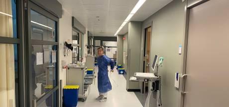 Ook aan patiënten in coma stelt ic-verpleegkundige Sabine zich voor