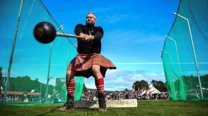KLJ pakt uit met Highland Games