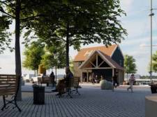 Havenkantoor Harderwijk krijgt Zuiderzee-uitstraling