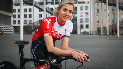 Sofie Goos opent fietscentrum op 't Zuid