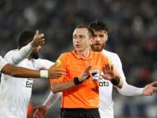 Fransman Buquet leidt Ajax tegen Getafe