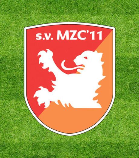 Zijden draad MZC'11 knakt nog niet ondanks nederlaag