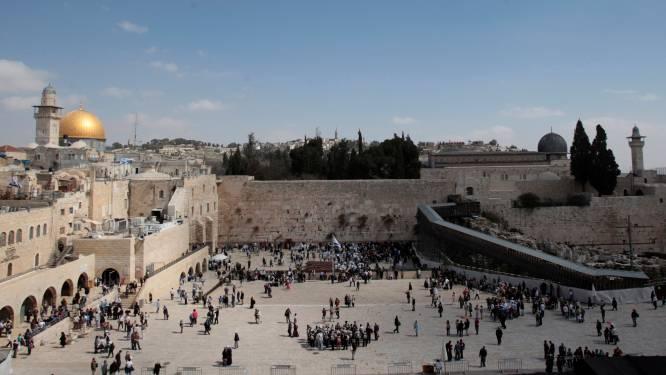 """Volgende halte, Donald Trump"": Israël wil treinstation aan Klaagmuur naar Amerikaanse president vernoemen"