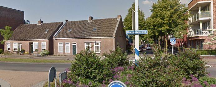 De Franciscus Stichting wil 6 tweekappers op de hoek van de Poirtersstraat en de Moergestelseweg in Oisterwijk vervangen door 16 appartementen in een drielaags gebouw