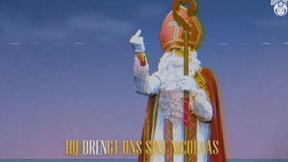 """Gunther D. maakt hilarische 'Sinterklaas Hardstyle Medley': """"Komaan gabberpieten"""""""