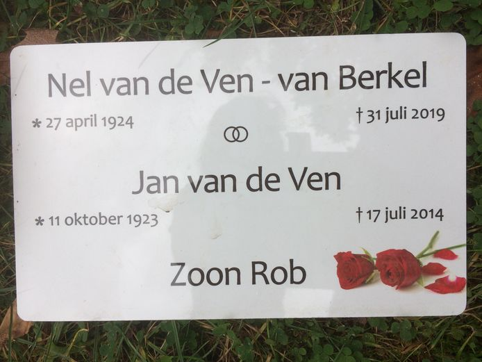 Anita Slaats vondt dit plaatje in Lieshout