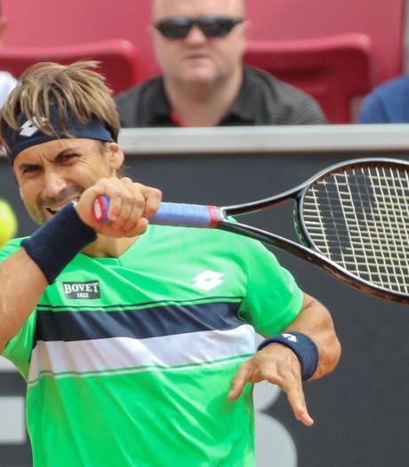 Ferrer wint Spaans onderonsje in Bastad