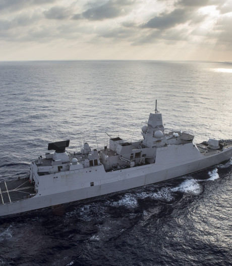Marine vertrekt naar Straat van Hormuz: 'ik ga er vanuit dat er geen schot wordt gelost'