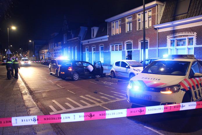 Achtervolging door binnenstad Eindhoven