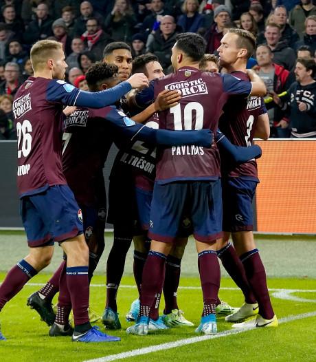 Verrassingen Willem II en sc Heerenveen zijn een overwinning voor de Hollandse school