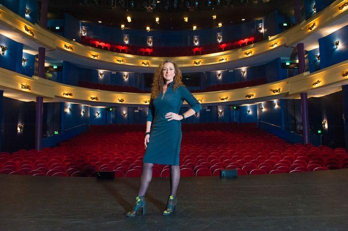 Gouda, Schouwburg en Cinema Gouda directeur Tineke Maas.