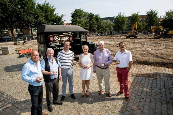 De organisatoren van de Kaasmarkt kiezen resoluut voor het Beursplein als nieuwe locatie dit jaar.