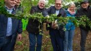 600 donateurs brengen 50.000 euro samen voor aankoop Kluizenbos