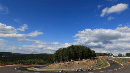 Vlaamse motorrijder verongelukt op circuit van Spa-Francorchamps