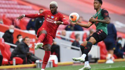 Dan mocht hij nog eens starten: blonde Origi maakt geen goede beurt tegen Aston Villa, Liverpool wint wel