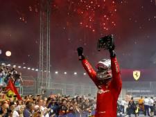 WK-klassement: Verstappen verliest derde plek aan Leclerc, Vettel nadert