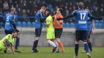 Derby Eendracht Aalst tegen FCV Dender op verkiezingsdag