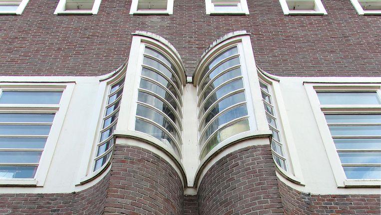 Jan Maijenschool, Jan Maijenstraat. Architect: J.W. Frantzen, 1926-1927 Beeld Pim van Schaik