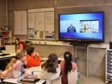 Astronaut André Kuipers houdt College Tour voor basisschoolkinderen