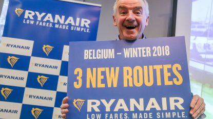 Ryanair breidt na een jaar toch weer uit op Zaventem: dit zijn de nieuwe bestemmingen