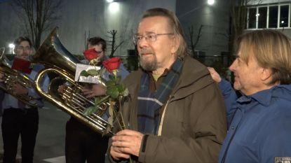 Musicalcollega's verrassen Jo De Meyere voor tachtigste verjaardag