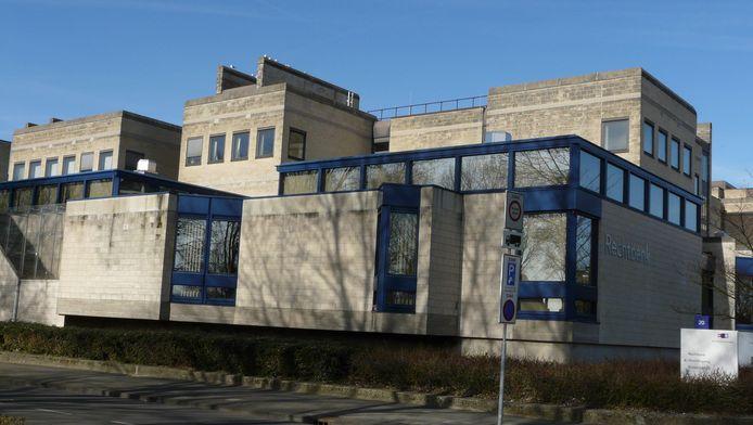 De rechtbank in Breda