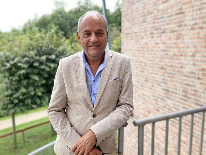 Jan Kroon, college van bestuur Cantent.