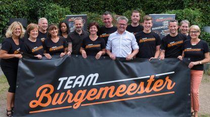 CD&V Kampenhout als Team Burgemeester naar kiezer