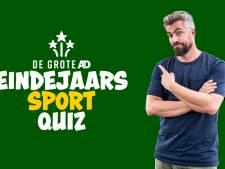 Speel onze Eindejaars Sport Quiz 2020