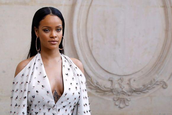 Rihanna woont al bijna een jaar in Londen